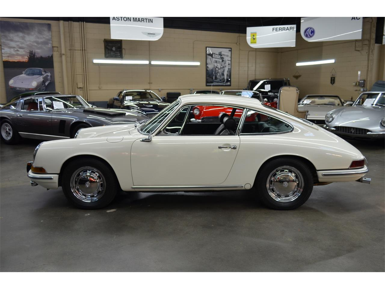 Large Picture of 1965 Porsche 911 located in New York Auction Vehicle Offered by Autosport Designs Inc - QQUH