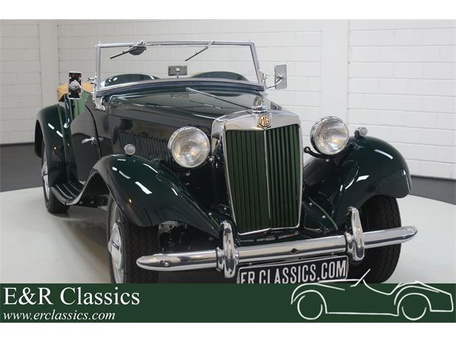 Picture of Classic 1952 MG TD located in Noord-Brabant - $33,300.00 - QQUI