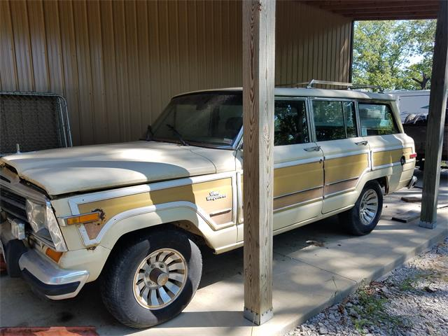 Picture of '86 Grand Wagoneer - QQUZ