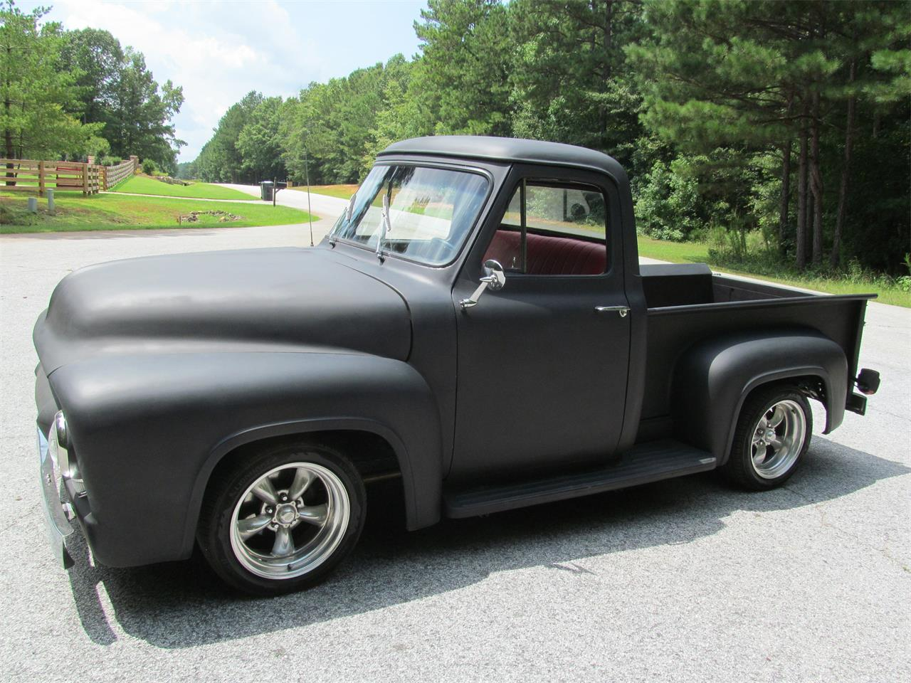 Large Picture of '54 F100 - QQV4