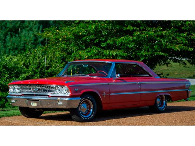 Picture of '63 Galaxie 500 - QQV7
