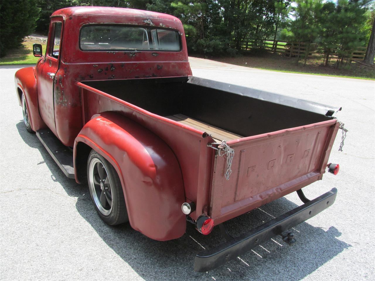 Large Picture of '56 F100 - QQVB