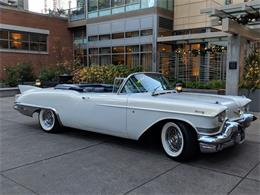 Picture of Classic '57 Eldorado Biarritz located in Washington Offered by Lucky Collector Car Auctions - QQVD