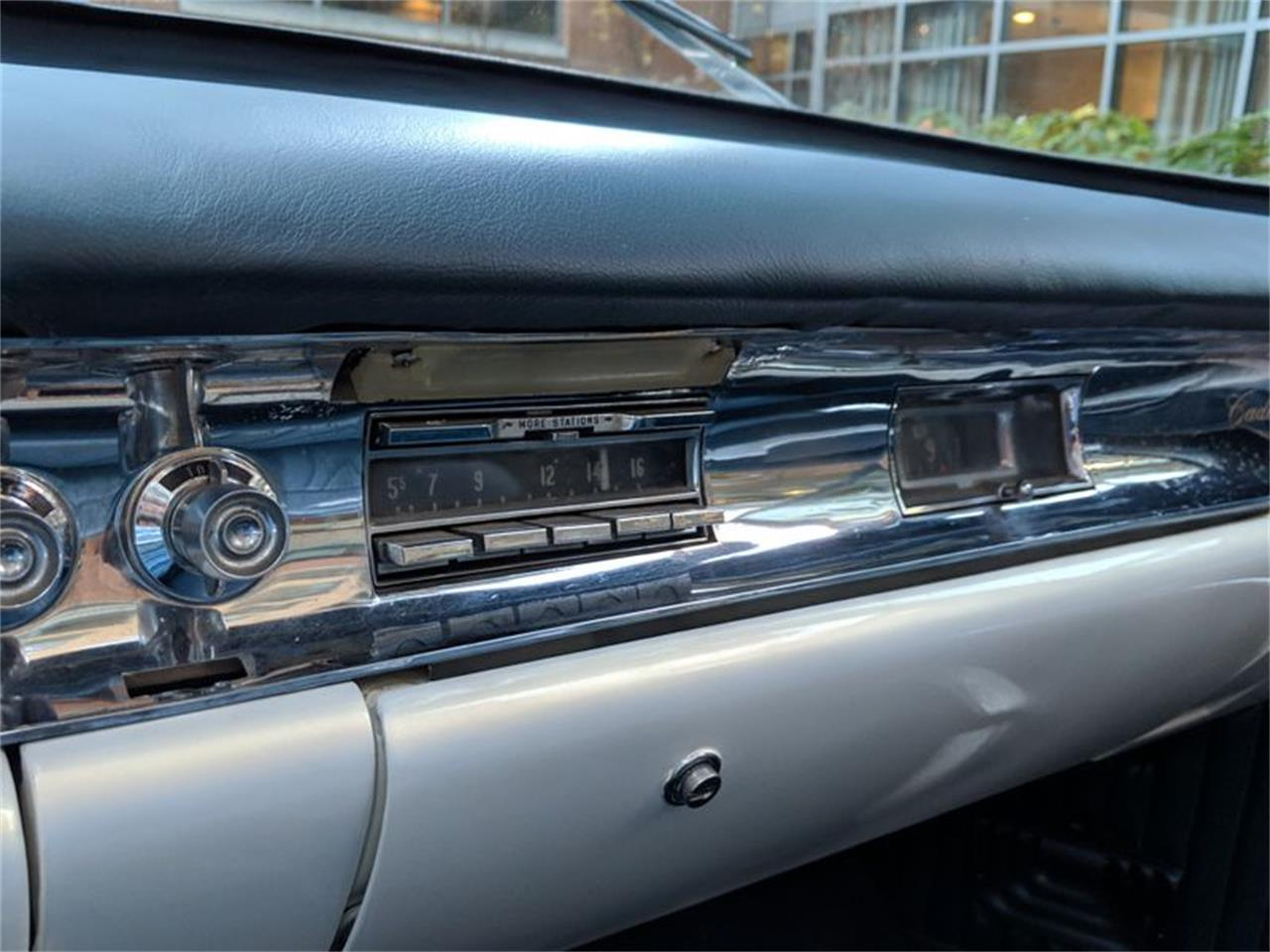Large Picture of Classic 1957 Eldorado Biarritz located in TACOMA Washington Auction Vehicle - QQVD