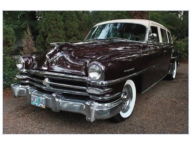 Picture of Classic 1953 New Yorker Auction Vehicle Offered by  - QQVF