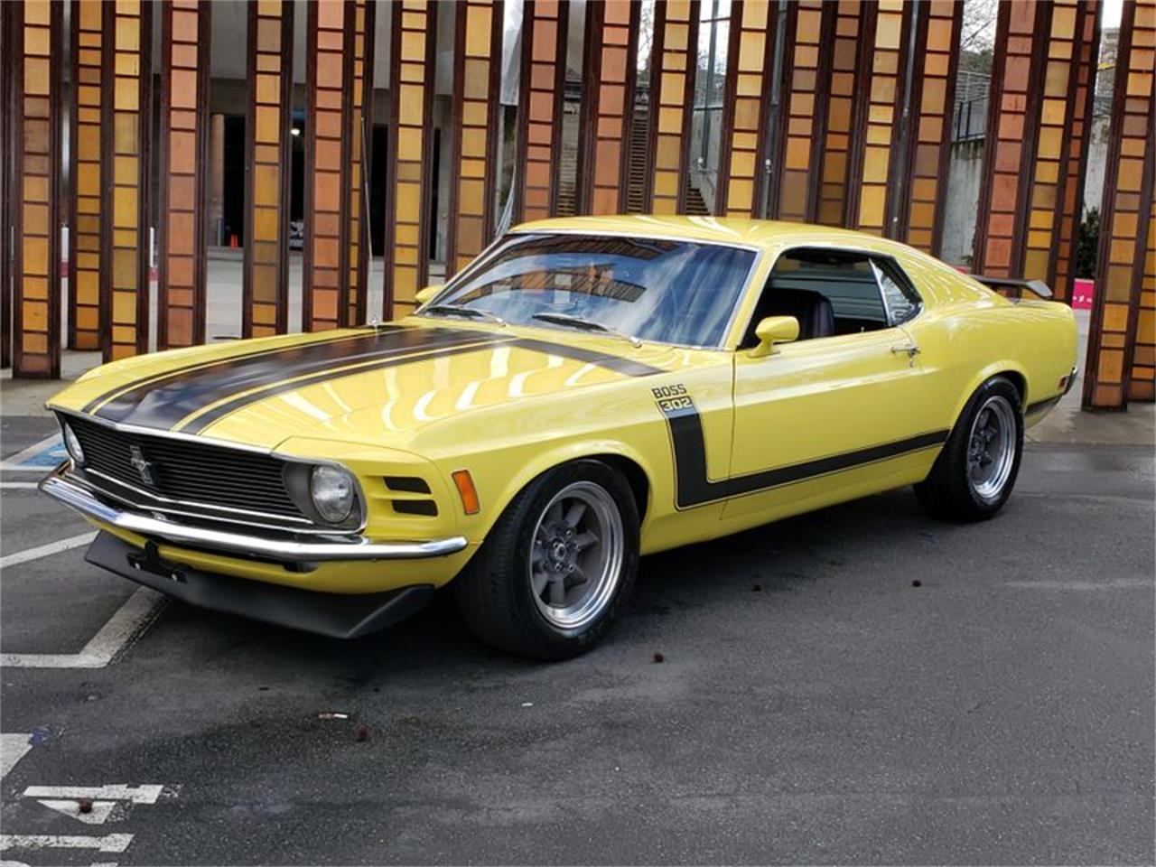 Large Picture of '70 Mustang - QQVI