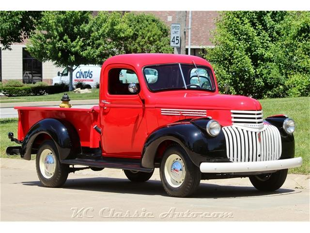 Picture of '46 Pickup - QQVT