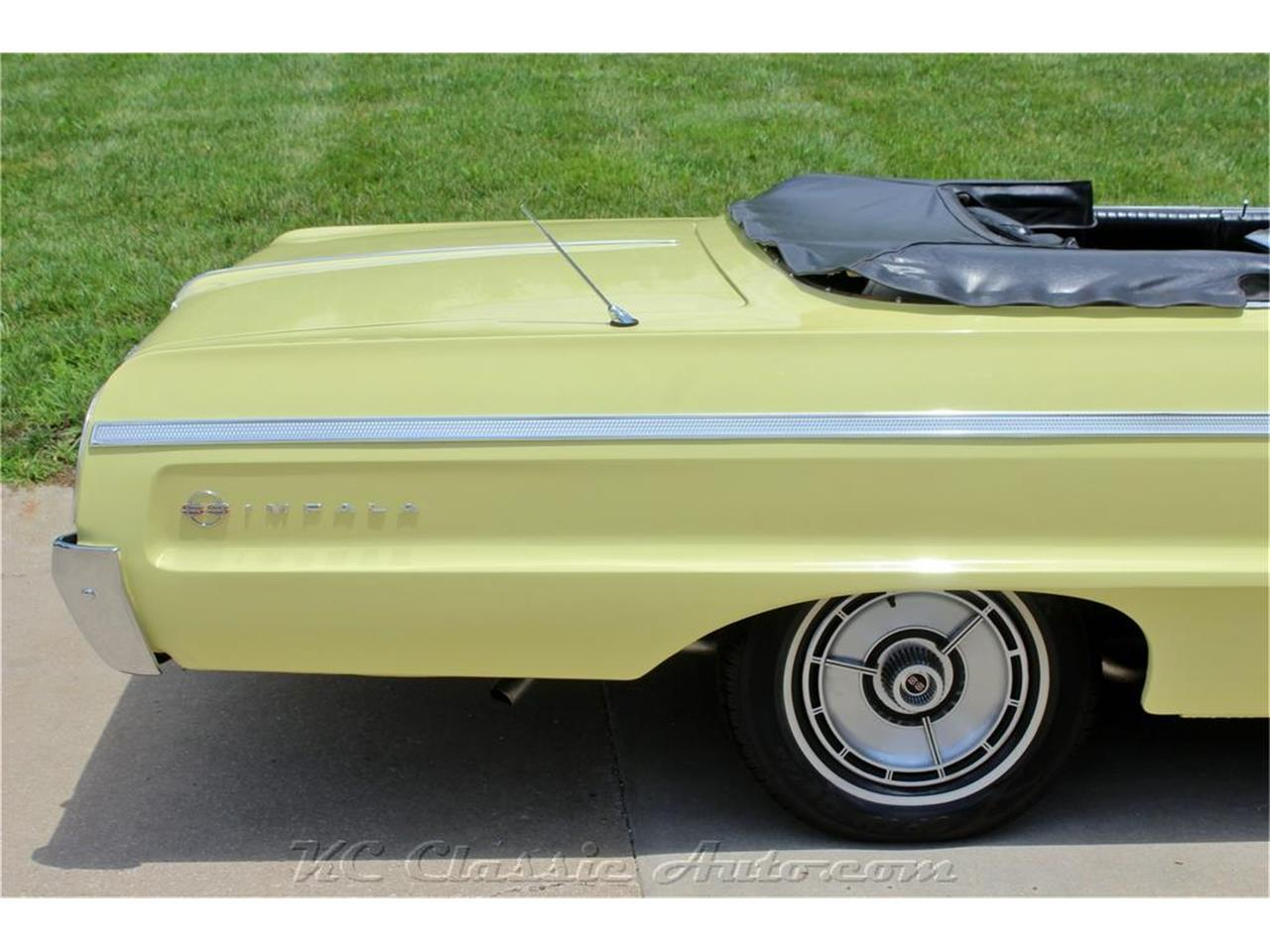 Large Picture of '64 Impala SS - QQVV