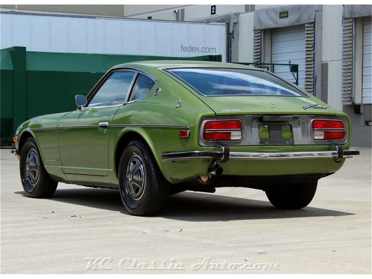 Large Picture of 1973 240Z located in Lenexa Kansas - $34,900.00 - QQW1