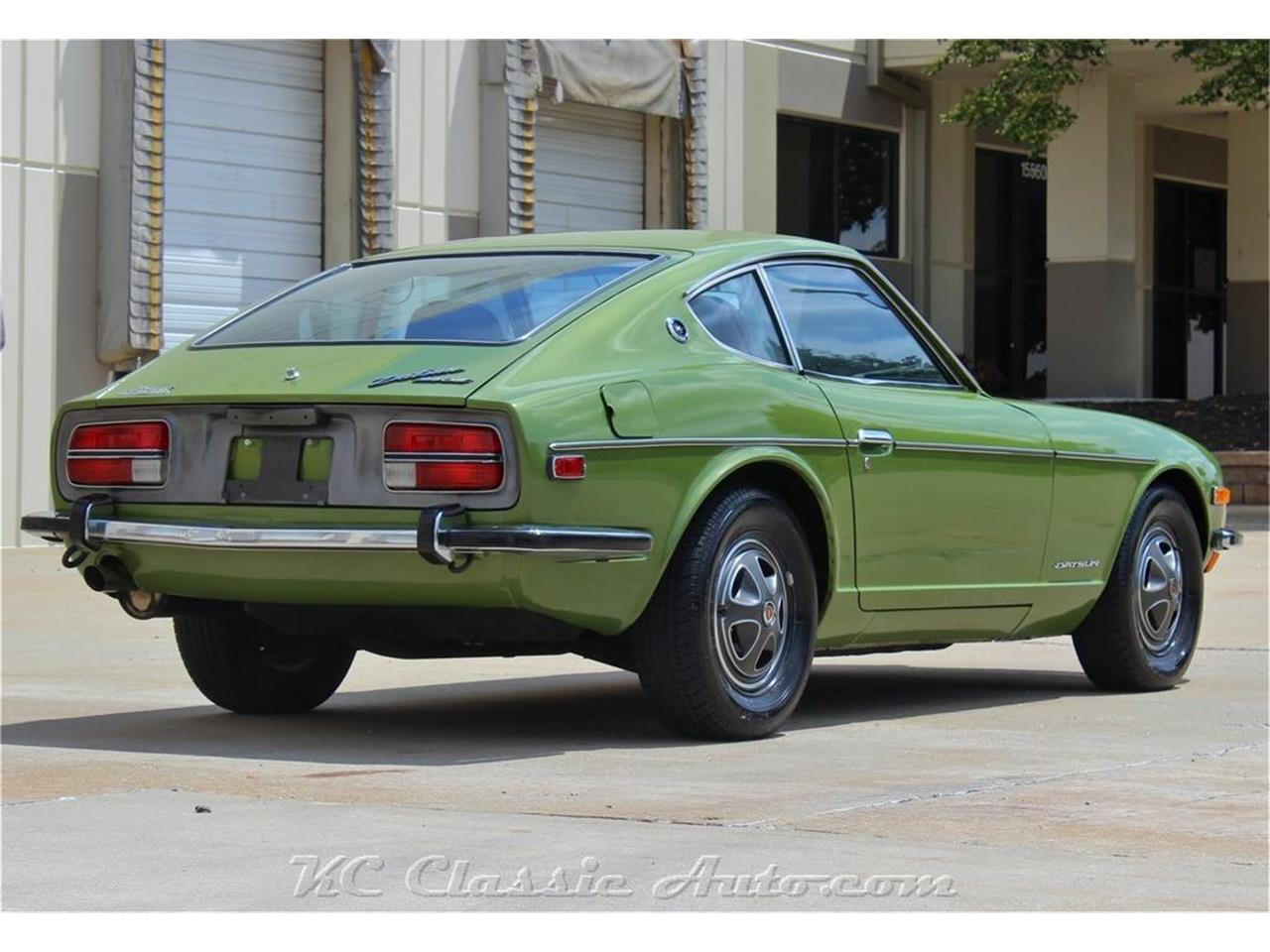 Large Picture of '73 Datsun 240Z located in Lenexa Kansas - $34,900.00 Offered by KC Classic Auto - QQW1