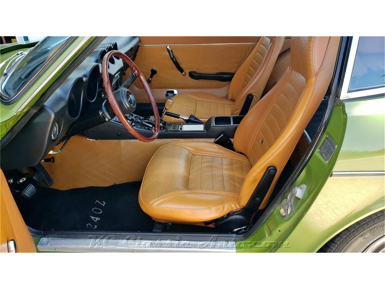 Large Picture of Classic 1973 Datsun 240Z located in Kansas Offered by KC Classic Auto - QQW1