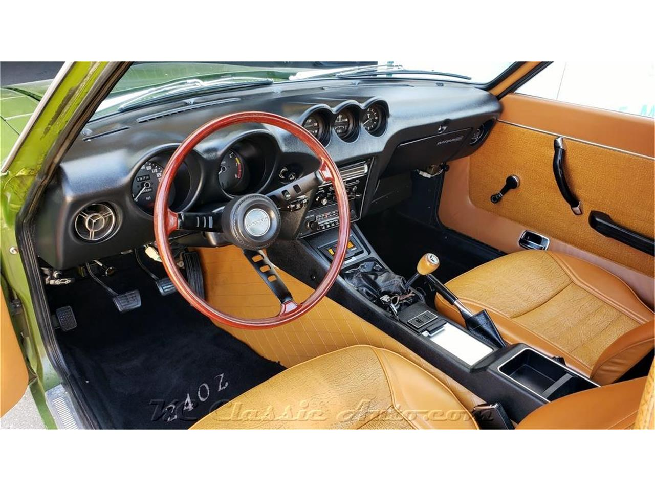 Large Picture of 1973 240Z located in Kansas Offered by KC Classic Auto - QQW1