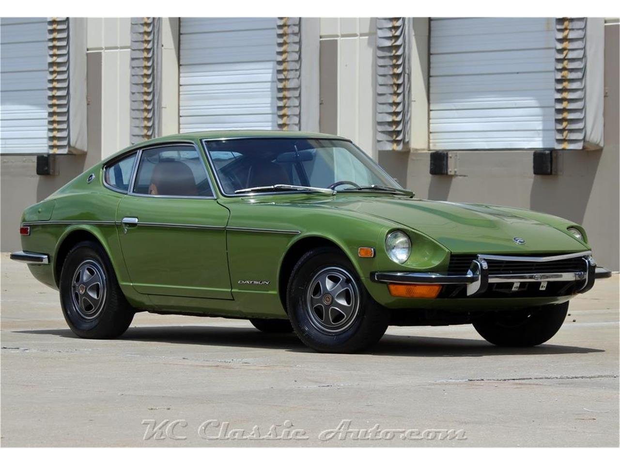 Large Picture of Classic 1973 Datsun 240Z - $34,900.00 Offered by KC Classic Auto - QQW1