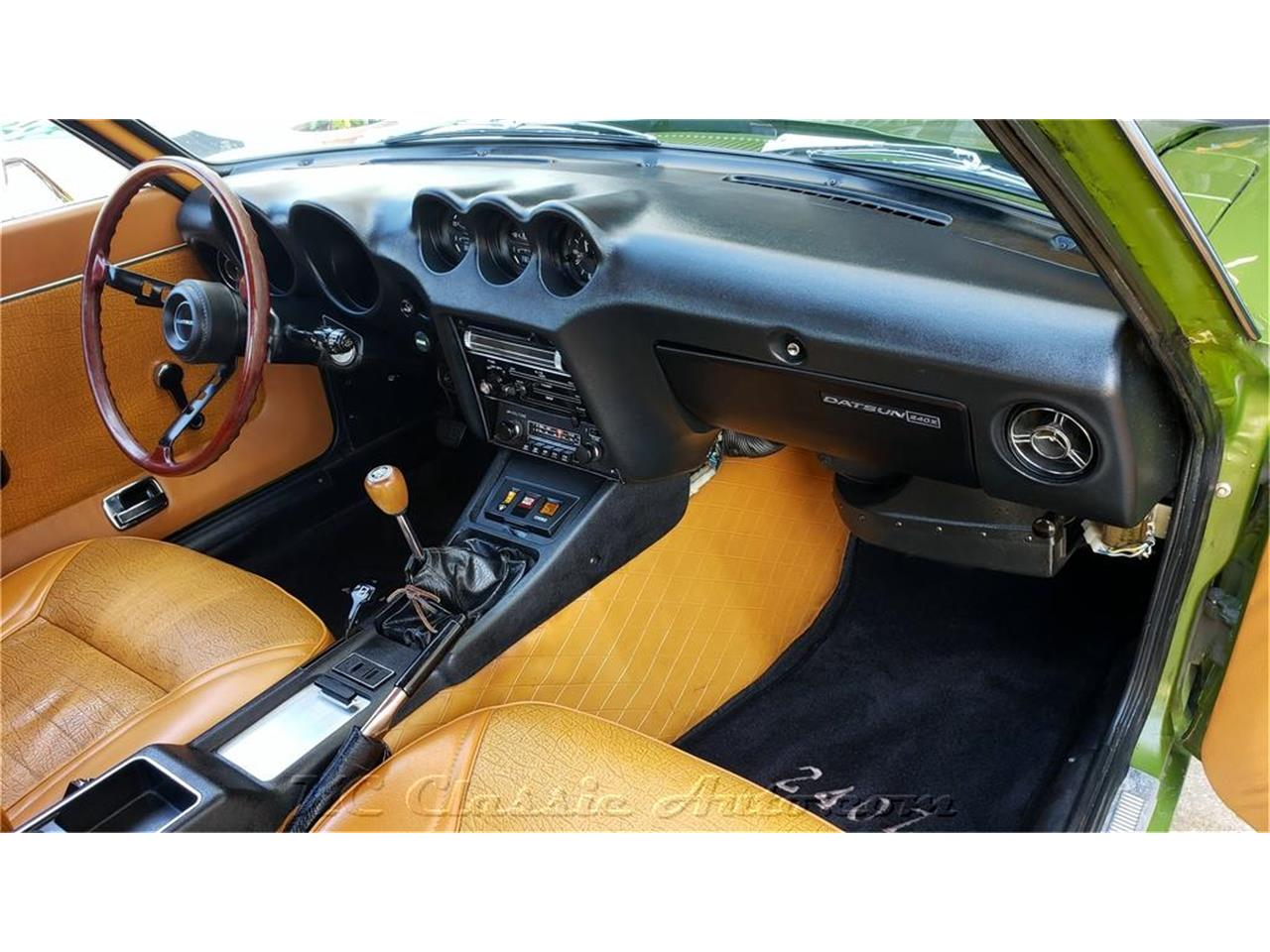 Large Picture of Classic 1973 Datsun 240Z located in Lenexa Kansas - $34,900.00 - QQW1