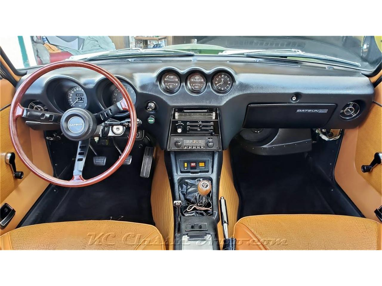 Large Picture of Classic '73 Datsun 240Z Offered by KC Classic Auto - QQW1