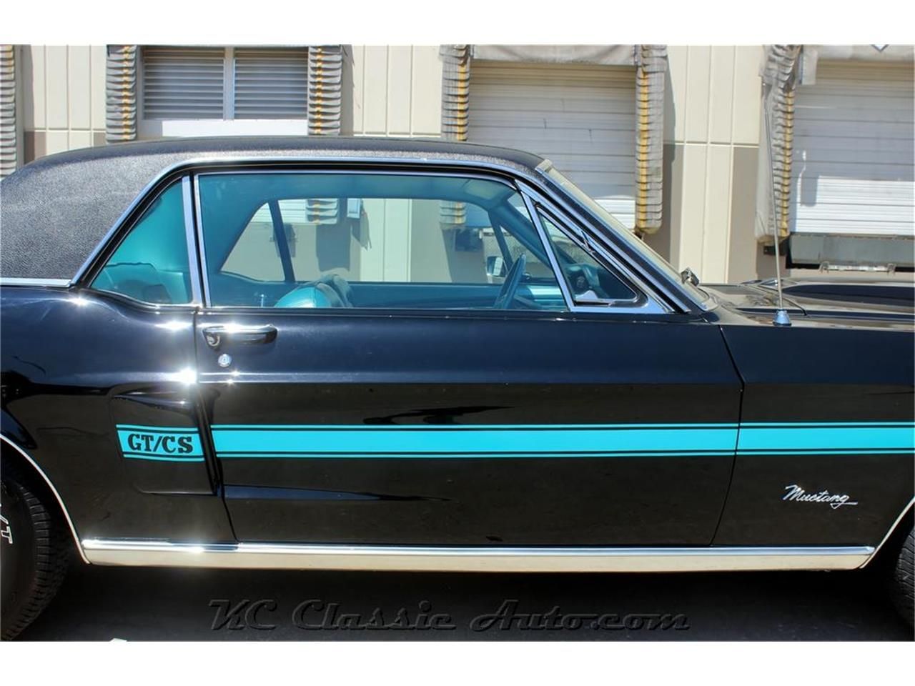 Large Picture of '68 Mustang GT/CS (California Special) - QQW5