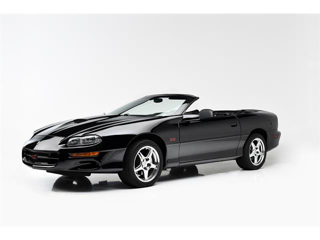 Picture of '01 Camaro SS Z28 - QQXM
