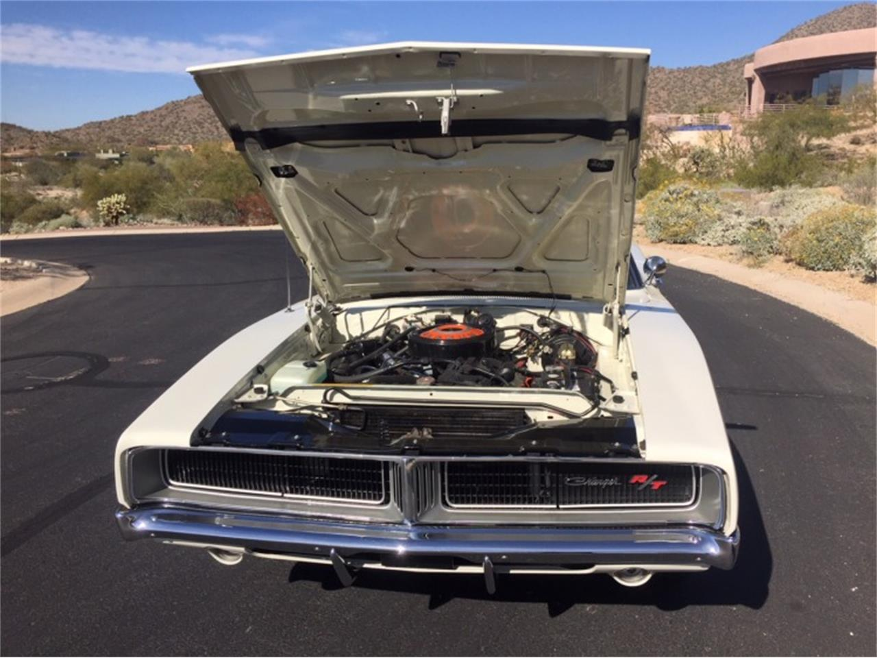 Large Picture of '69 Dodge Charger R/T located in Nevada Offered by Motorsport Auction Group - QLEL