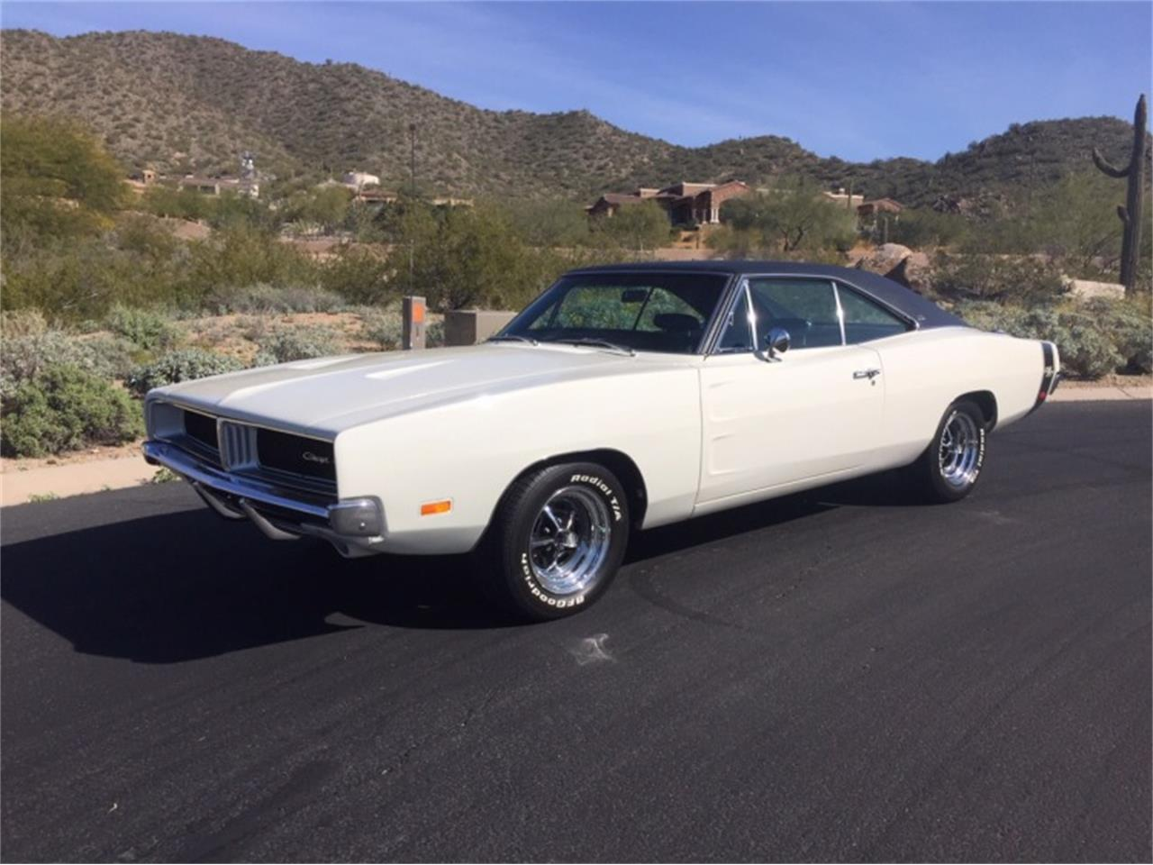 Large Picture of Classic 1969 Charger R/T Offered by Motorsport Auction Group - QLEL