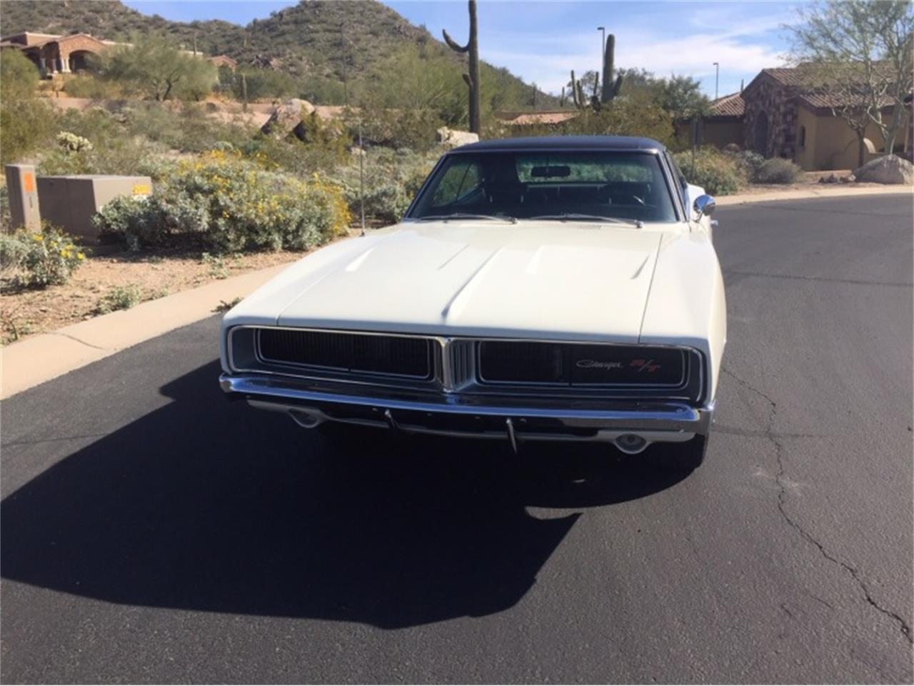 Large Picture of Classic 1969 Dodge Charger R/T Offered by Motorsport Auction Group - QLEL