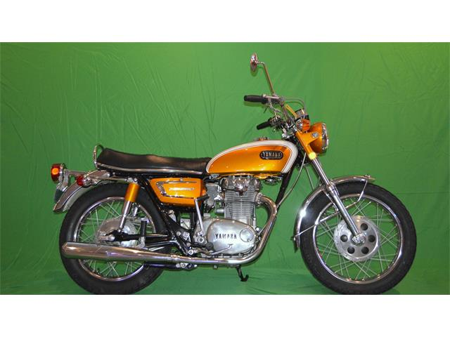 Picture of 1971 Yamaha Motorcycle - $9,800.00 Offered by  - QQYK