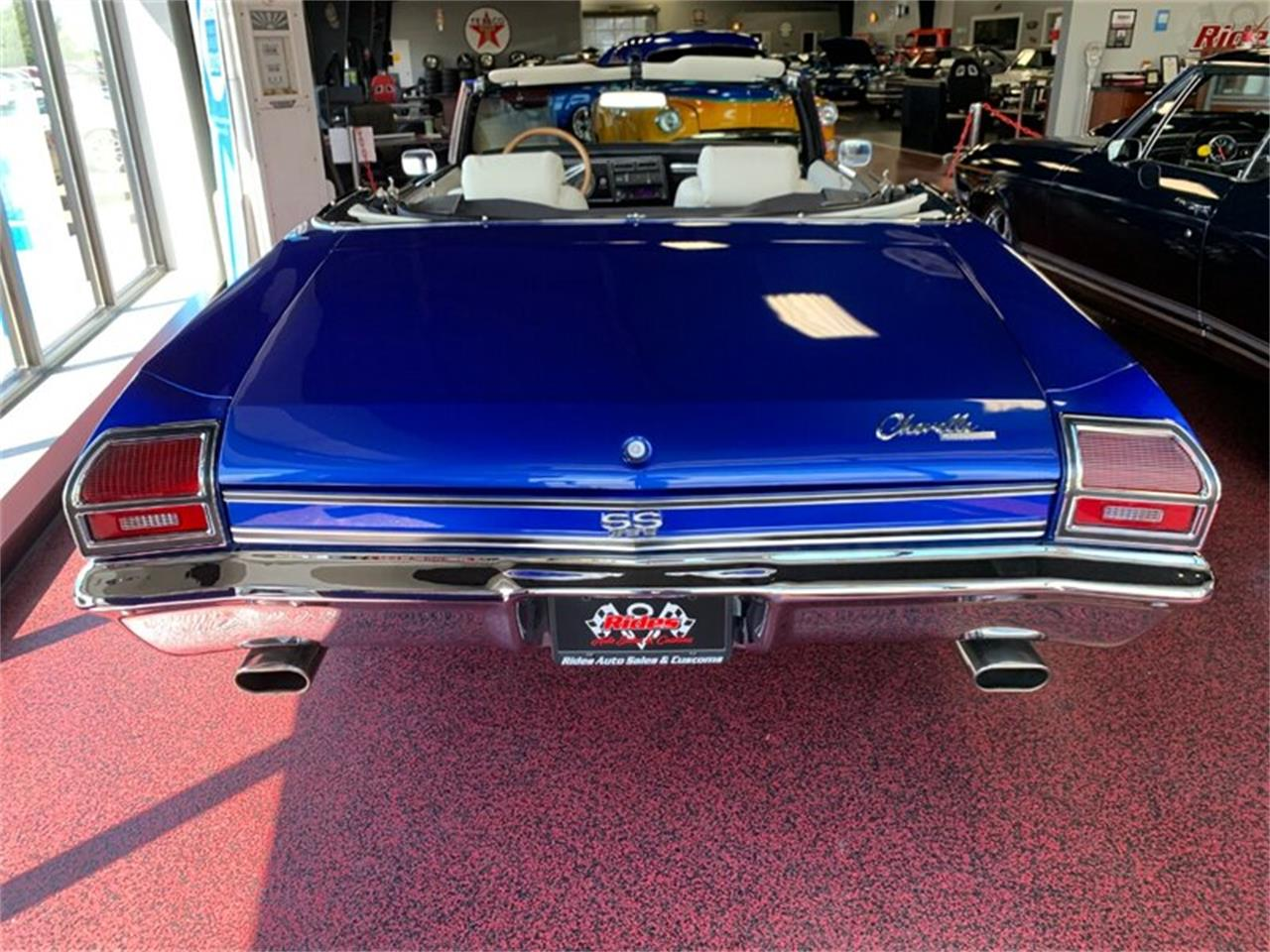 Large Picture of '69 Chevelle - QKUO