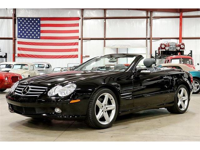 Picture of '05 SL500 - QQYP