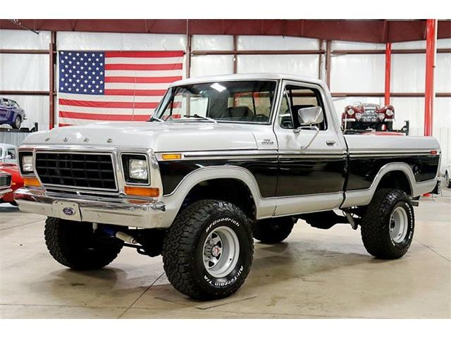 Picture of '79 F150 located in Kentwood Michigan Offered by  - QQYR