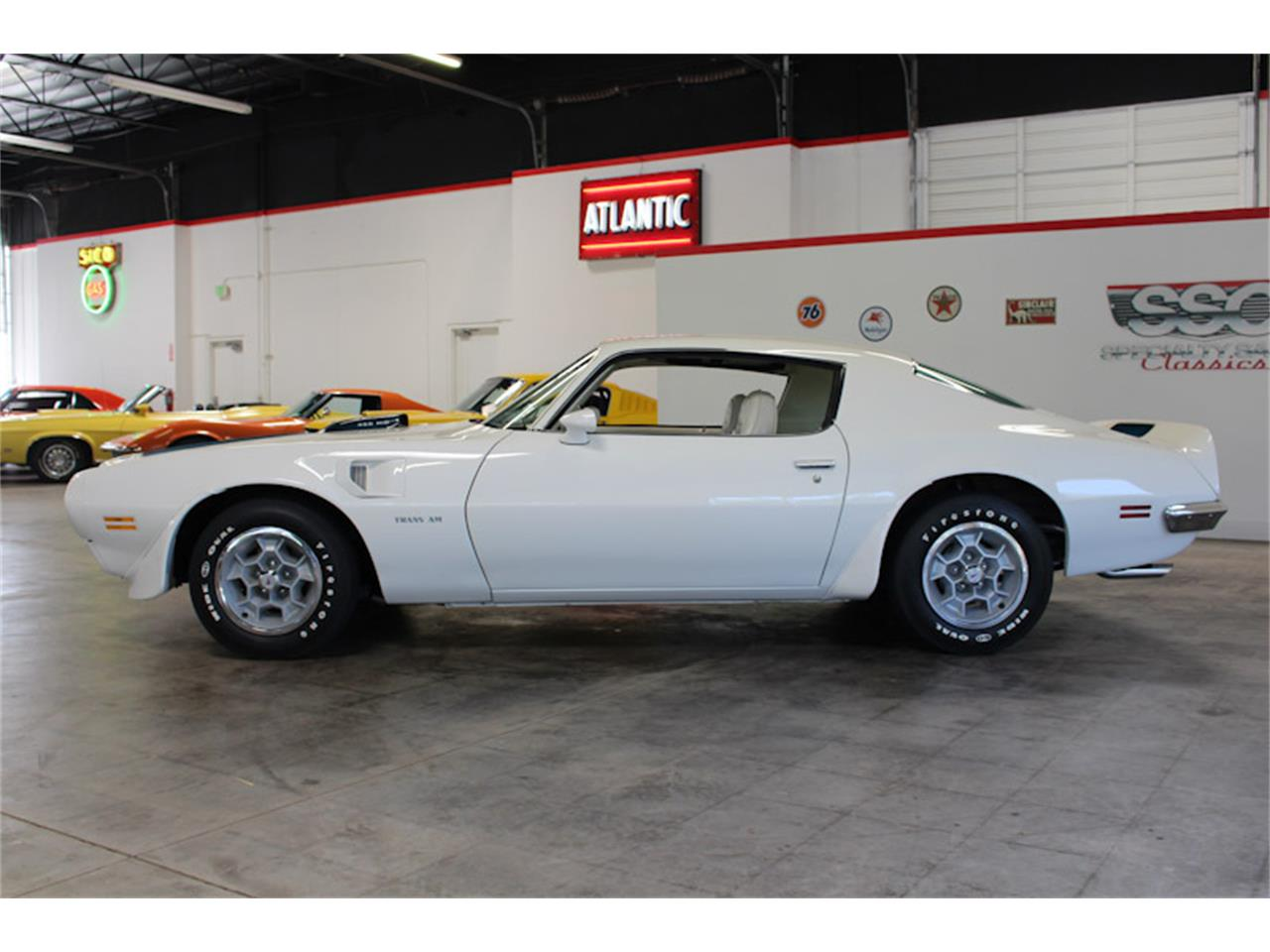 Large Picture of Classic '72 Pontiac Firebird located in Fairfield California Offered by Specialty Sales Classics - QQZ8