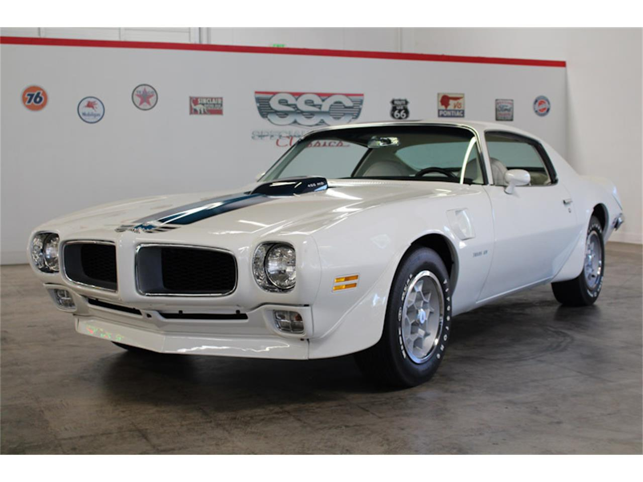 Large Picture of Classic 1972 Pontiac Firebird located in California Offered by Specialty Sales Classics - QQZ8