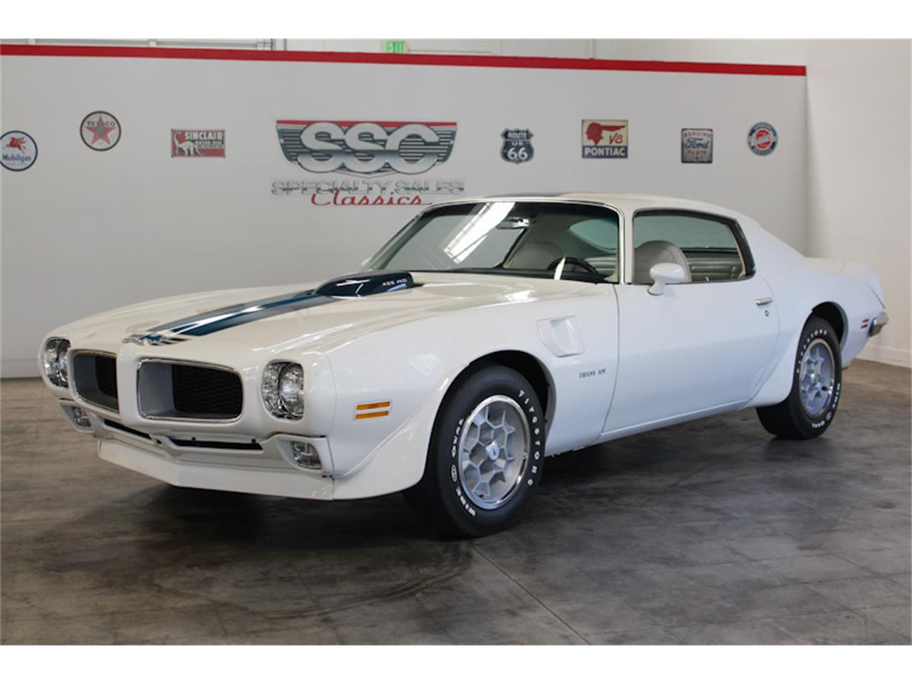 Large Picture of 1972 Firebird - QQZ8