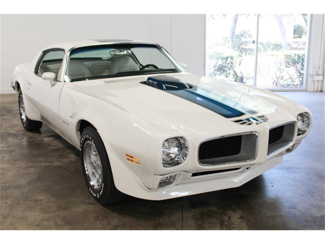 Large Picture of Classic '72 Firebird located in Fairfield California Offered by Specialty Sales Classics - QQZ8