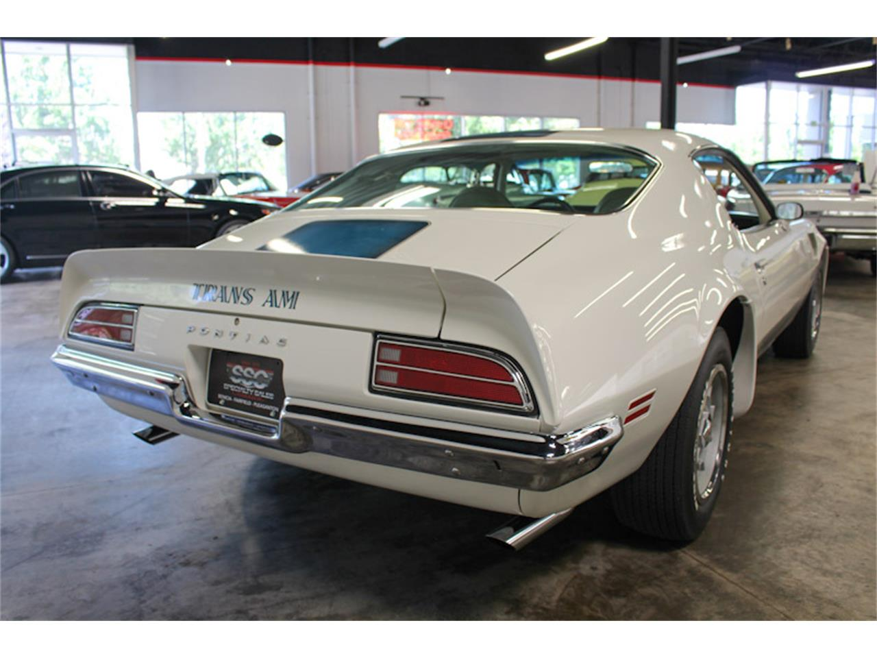 Large Picture of Classic '72 Firebird located in California - QQZ8