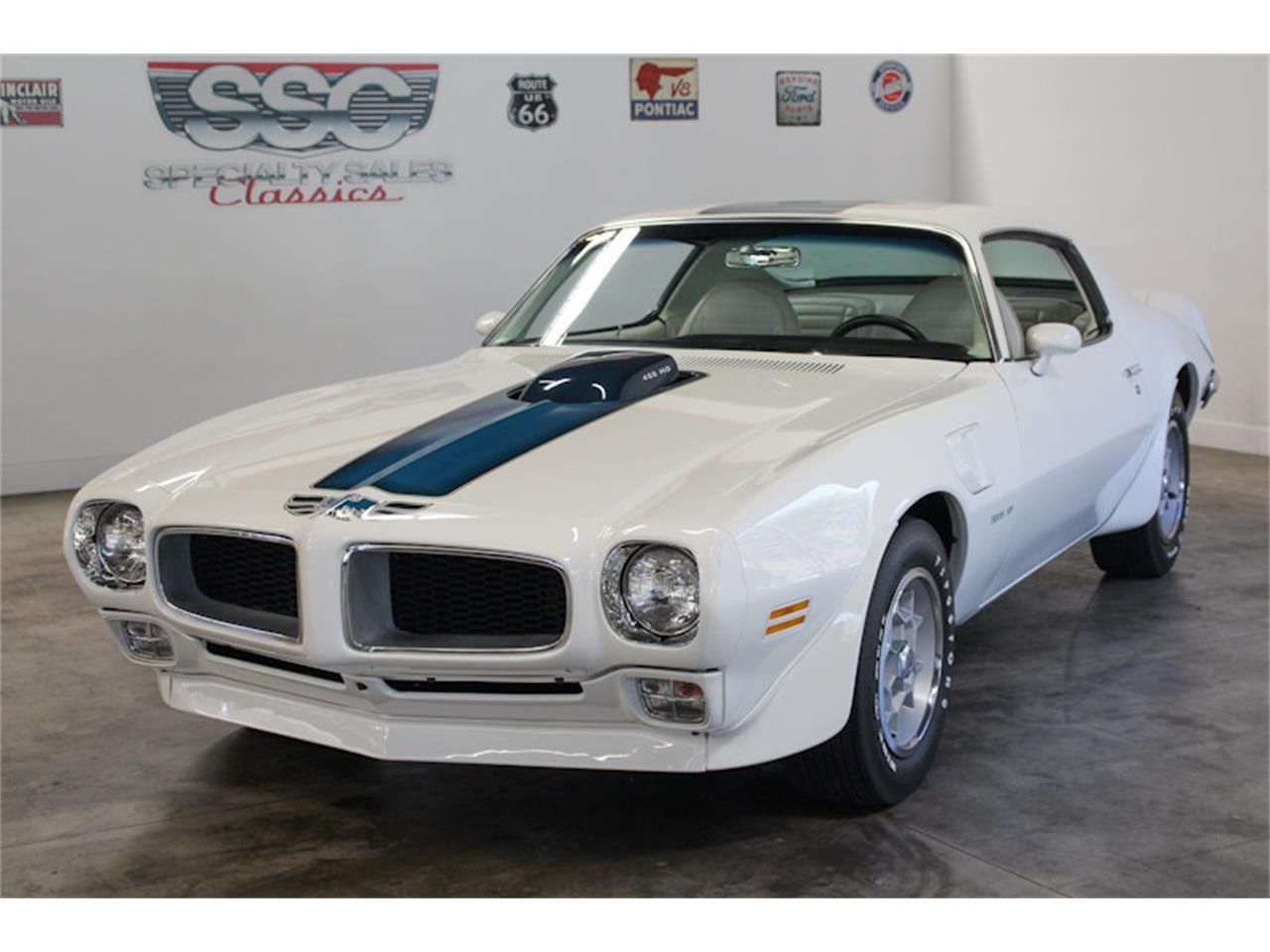 Large Picture of Classic 1972 Pontiac Firebird located in Fairfield California - $129,990.00 - QQZ8