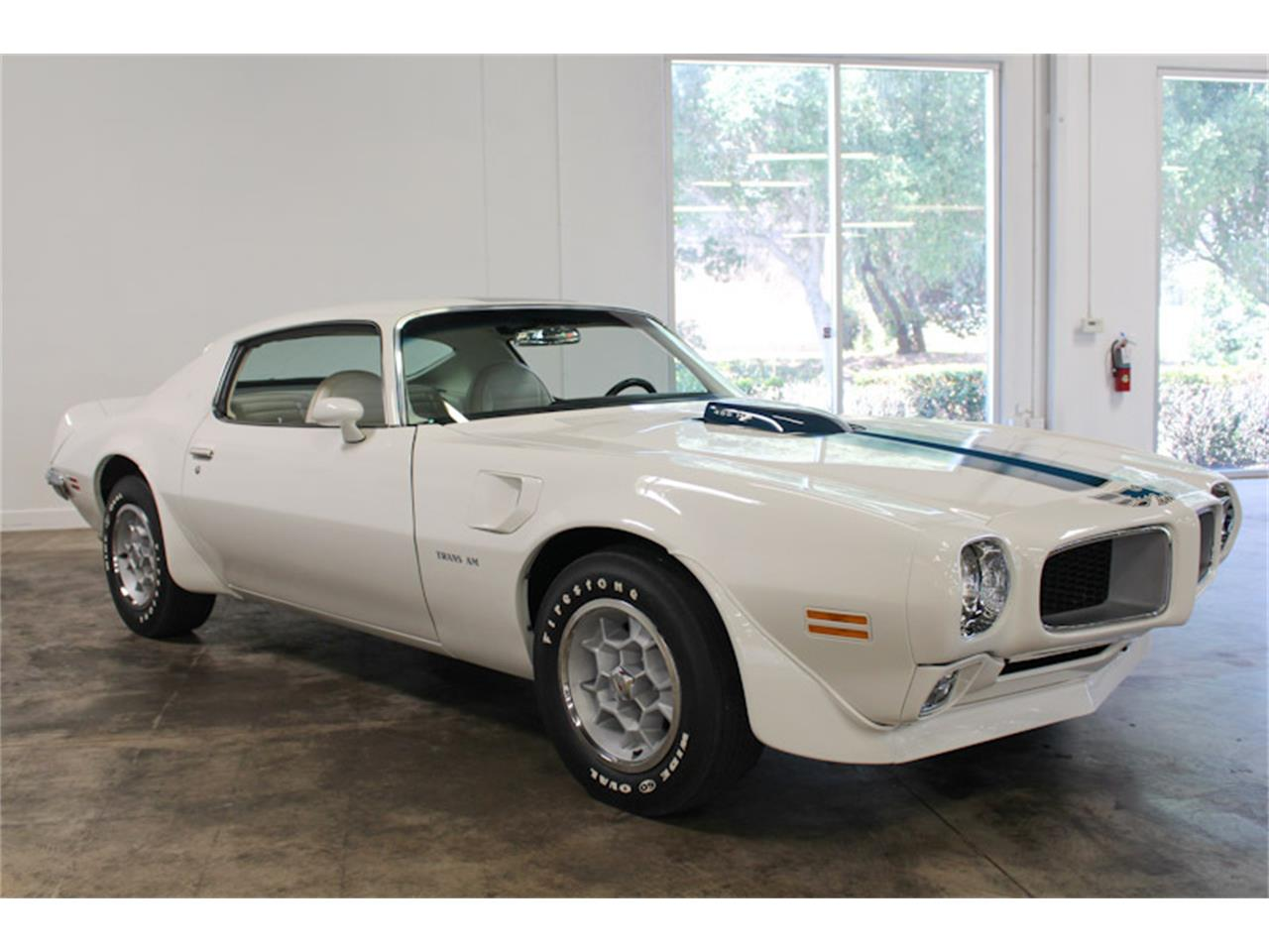 Large Picture of '72 Pontiac Firebird located in Fairfield California Offered by Specialty Sales Classics - QQZ8