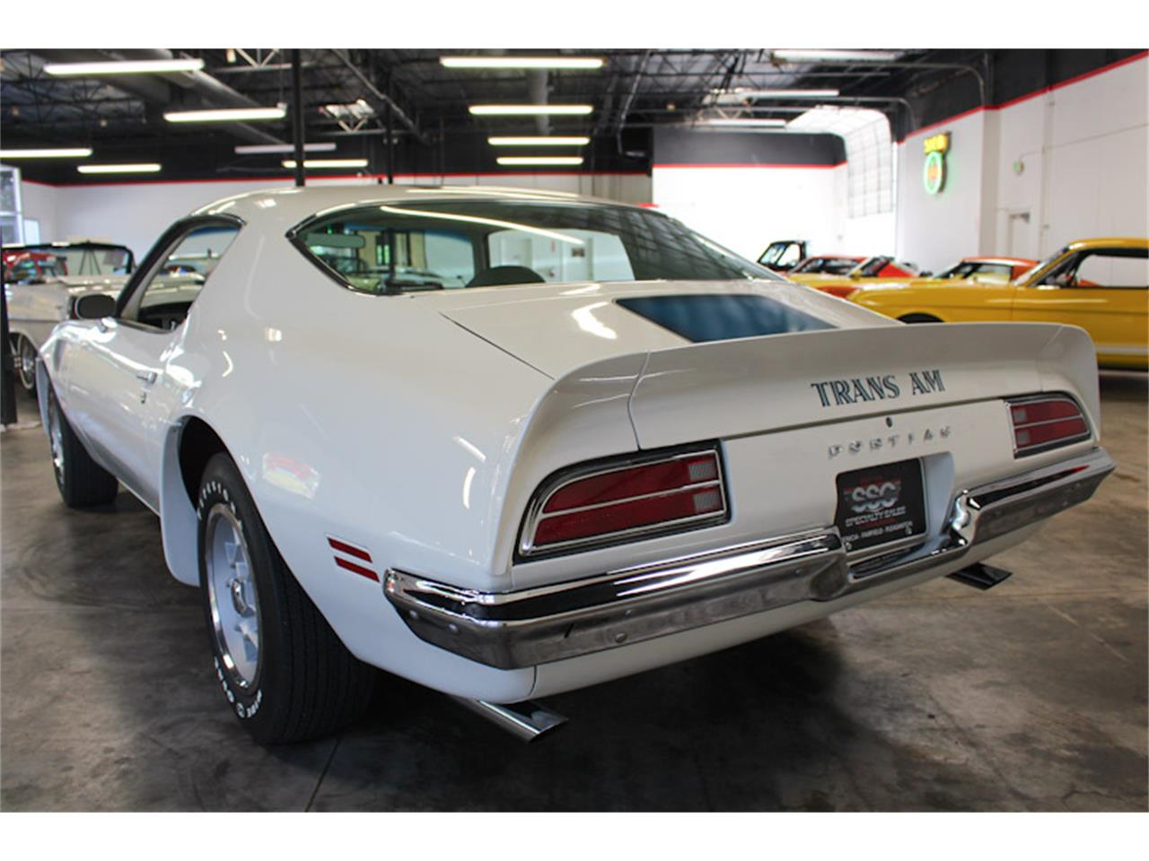 Large Picture of '72 Pontiac Firebird - $129,990.00 - QQZ8