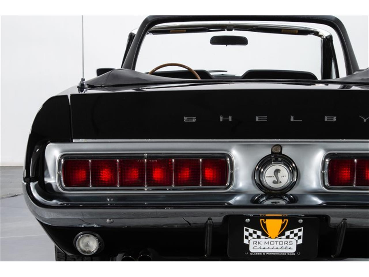 Large Picture of '68 Mustang Shelby GT500 - QQZB