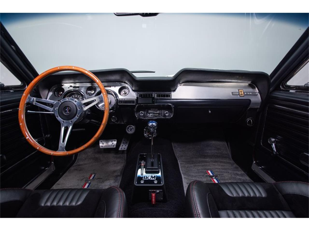 Large Picture of '68 Mustang - QQZE