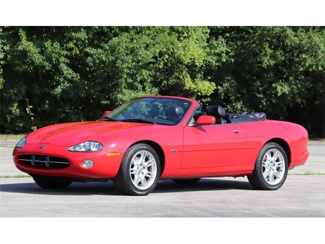 Picture of 2001 Jaguar XK8 - $18,900.00 Offered by  - QQZI