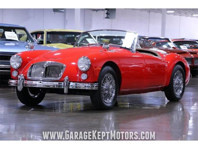 Picture of '62 MGA - QQZM