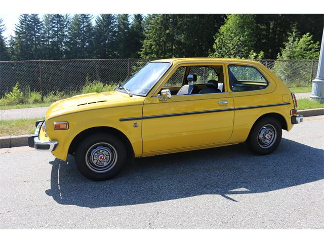 Picture of 1977 Civic located in  Auction Vehicle - QQZY