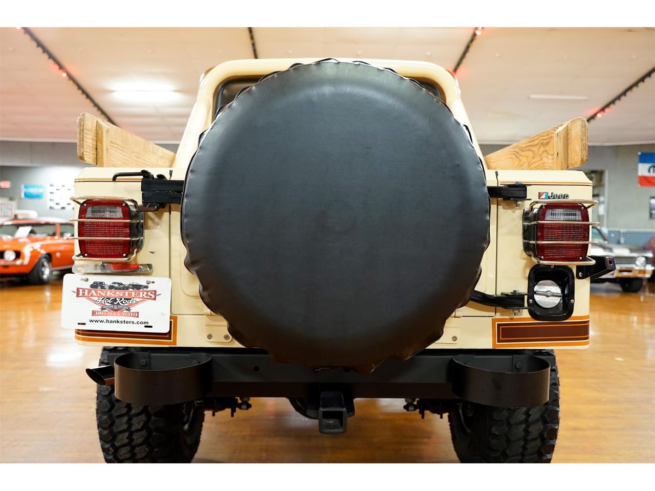 Large Picture of '82 CJ8 Scrambler - QQZZ