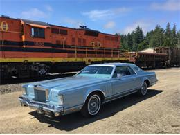 Picture of 1978 Lincoln Mark V Auction Vehicle - QLET