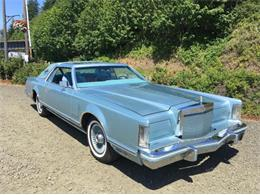 Picture of '78 Lincoln Mark V Auction Vehicle - QLET