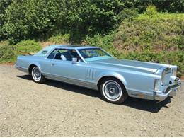 Picture of 1978 Lincoln Mark V located in Sparks Nevada - QLET