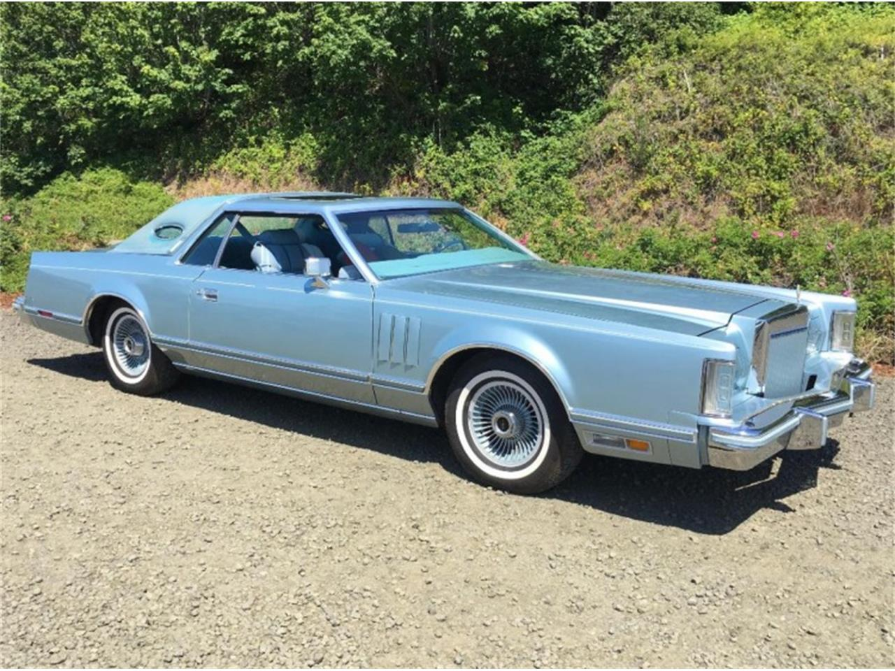Large Picture of 1978 Lincoln Mark V located in Nevada Auction Vehicle Offered by Motorsport Auction Group - QLET
