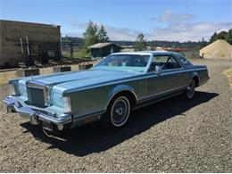 Picture of '78 Lincoln Mark V located in Sparks Nevada - QLET