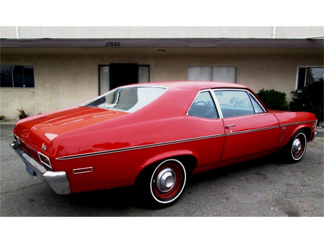 Large Picture of Classic '70 Chevrolet Nova Auction Vehicle Offered by Bring A Trailer - QR0C