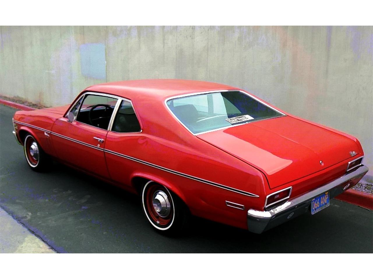 Large Picture of Classic '70 Chevrolet Nova located in Huntington Beach California Offered by Bring A Trailer - QR0C