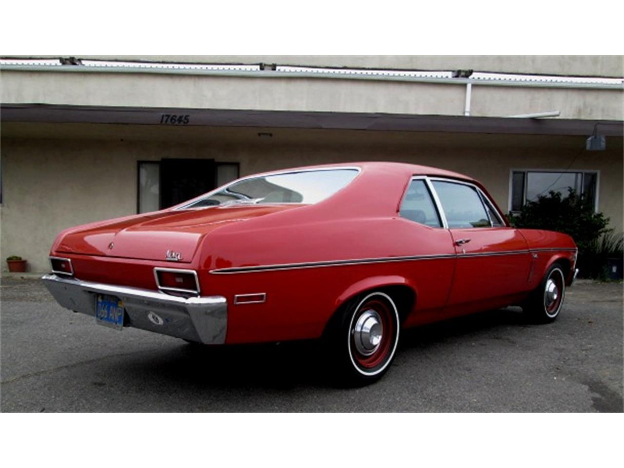 Large Picture of Classic '70 Chevrolet Nova Offered by Bring A Trailer - QR0C